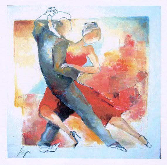 Workshop Tango Teatrale