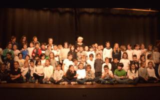 Scuola Montalcini Nerviano - Premiazione