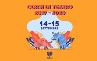 Presentazioni corsi teatro 2019/20