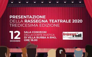 Presentazione Assicurarsi ai Sedili 2020 - XIII Edizione